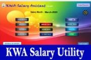 KWA Salary Assistant