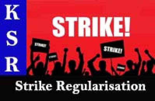 Regularisation of Strike Period