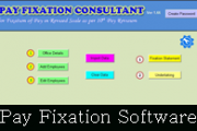 Pay Fixation Consultant