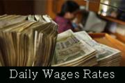 Daily Wages Rates