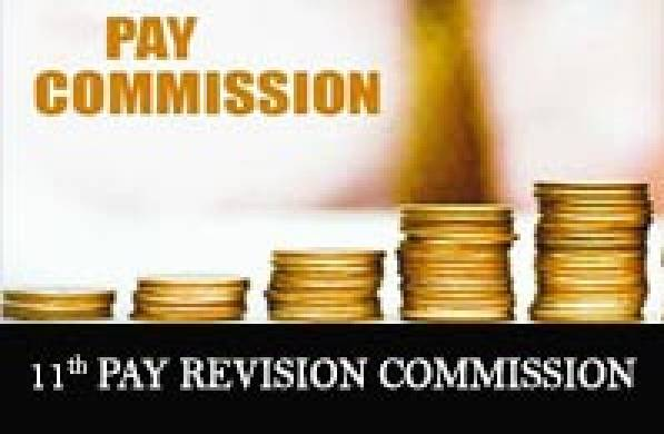 Pay Revision Commission - Orders issued